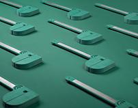Callipers - Product Design