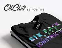 OhChill - Branding & Textile Design