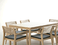Presto outdoor furniture collecton