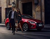 Launching New Mazda 2 SDN