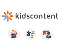 firm style & business presentation for Kidscontent