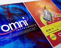 Omni Instruments Corporate Branding