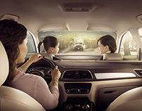 AXA Seat Belt