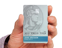 American Express Card Design