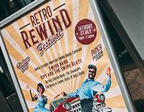 Port Solent Retro Rewind Festival