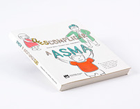 Descomplicar a Asma · illustrated book