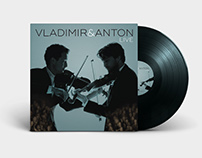 Vladimir & Anton | Sleeve Design