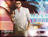 Miami Lebron Poster
