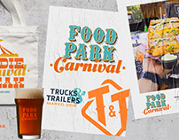 Food Park Carnival Concept