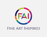 Fine Art Inspired UX/UI & Brand Story