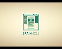 BrainHOLE (example of Animation)