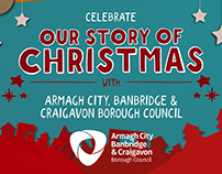 Armagh, Banbridge & Craigavon - Our Story of Christmas