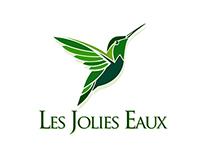 Les Jolies Eaux Logo