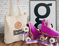 Ginger Skates | Logo & Brand development