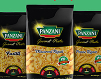 Facebook post for panzani pasta brand