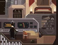 Scene #16: Imperial News