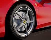 Ferrari 458 ITA