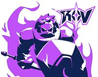 R.o.V. Monochrome Series