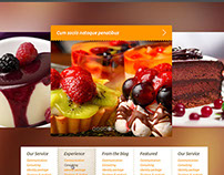 Delicious Recipes UI Kit