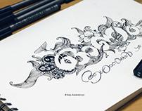 Onam Wishes_Doodle art