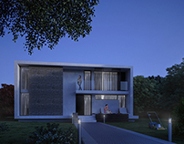 Concrete Bulk House