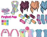 Childrens Wear Design, Fashion Flats