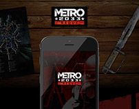 Metro 2033 - Co-op Mobile App
