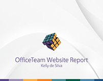 PowerPoint Presentation | OfficeTeam web reporting