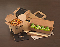 Packaging UDON