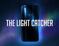 Honor9 The Light Catcher Website