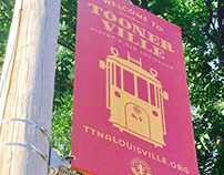 Toonerville Neighborhood Branding