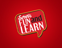 Servis Fun and Learn (Ramadan & Fathers day content)