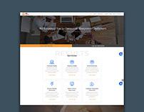 Staffing Firm   Website Design & Development