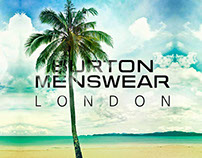 Burton Menswear Collection