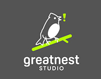 Logoytpe : Greatnest Studio
