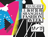 Shanghai Fashion Week 2016 AW Key Visual Design