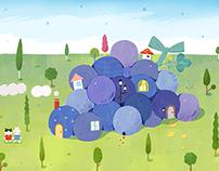 Grape village