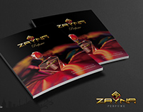 Zayna Perfume Catalogue