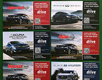 Brand-Specific Automotive Dealer Group Collision Books