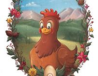 Matilda the Chicken