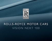 Rolls-Royce Motor Cars — Vision Next 100
