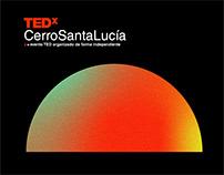 TEDx Cerro Santa Lucia