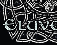 Official Eluveitie T-Shirt Design