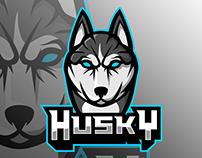 MASCOT HUSKY & EVIL