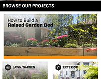 Home Improvement App