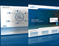 Aptec website and landing pages