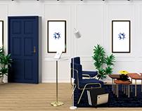 Globe At Home - Lounge Area