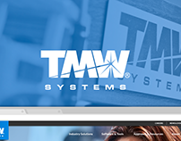 TMW Systems Responsive Website Concept