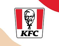 KFC New Digital Brand Identity