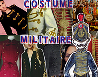 Costume Militaire / Military Costume
